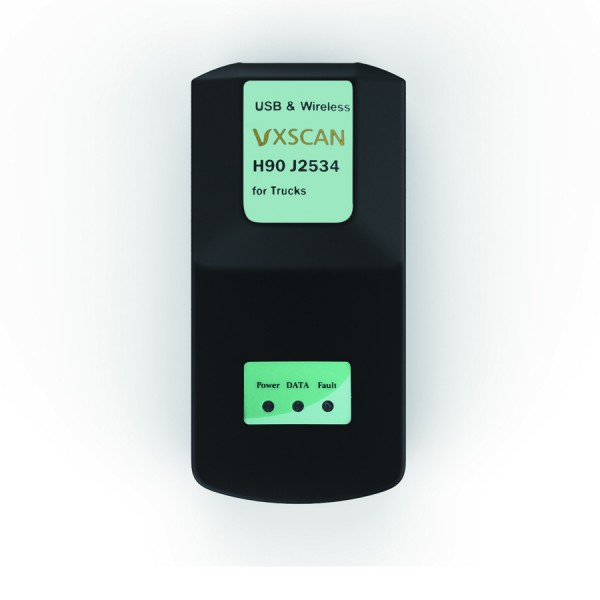 Vxscan H90 J2534 Diesel Truck Diagnose Interface And