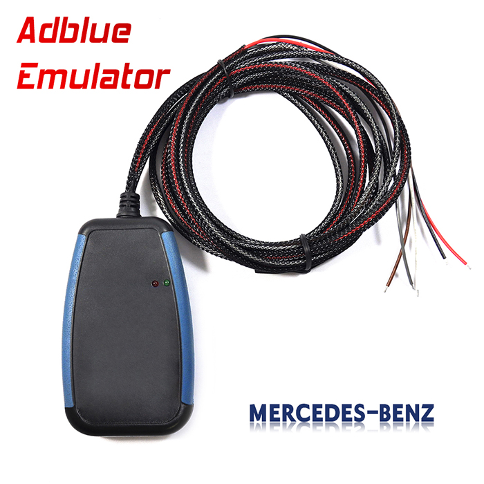 New Truck Adblue Emulator for Mercedes-Benz (Only with Bosch
